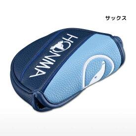 本間ゴルフ トーナメントプロモデル マレットタイプパターカバー / ホンマゴルフ(HONMA GOLF)