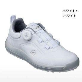 本間ゴルフ レディース ダイヤル式 アスレチック スパイクレスシューズ / ホンマゴルフ(HONMA GOLF)
