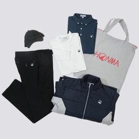 本間ゴルフ / 福袋 / 2021 Happy Bag / ホンマゴルフ(HONMA GOLF)