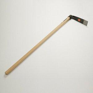 送料B 雄鹿 たけのこ掘り鍬 大 頭230mm(タケノコ掘り 筍掘り 竹の子掘り)