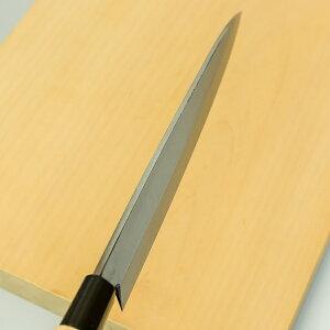 サビ強く切れ味の良い銀3ステンレス柳刃270mm