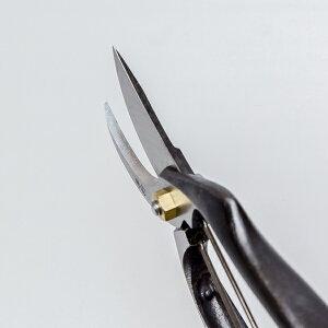 鍛冶職人手造り極上剪定鋏鋭い切味【A型】180mm