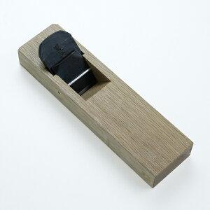 小鉋 天山 燕鋼 ヒナ型 42mm 7寸台 白樫 錬鉄