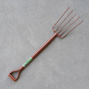 超軽量アルミ柄 楽だホーク 5本爪 農作業 畜産用 フォーク