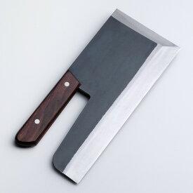 本格サイズ 全鋼 麺切り包丁 300mm 【そば切り包丁 そば打ち道具 蕎麦切り包丁 そば ソバ うどん】