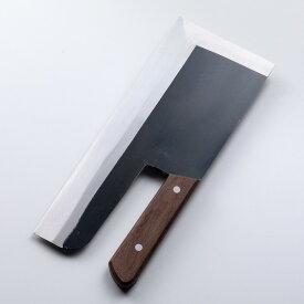 本格サイズ 全鋼 麺切り包丁 330mm 左利き用 【そば切り包丁 そば打ち道具 蕎麦切り そば ソバ うどん】
