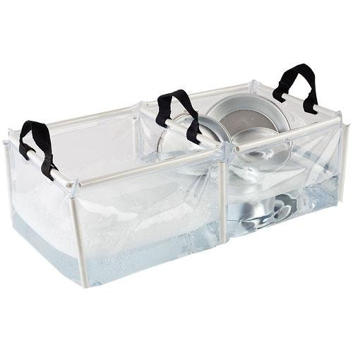 ★COLEMANコールマン★折りたたみ式ウォッシュベイズン(簡易用食器洗い桶)