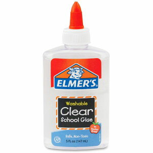 ★ELMER'S エルマーズ★E305スクールグルークリアタイプ(147ML)