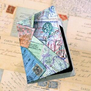 特殊素材を使用した新感覚のパスポートケース! mighty passport cover(マイティ パスポートカバー)