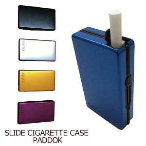 スタイリッシュなタバコケース! SLIDE CIGARETTE CASE PADDOK
