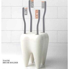 """歯の形の歯ブラシスタンド!""""Propaganda""""TOOTHBRUSH HOLDER"""