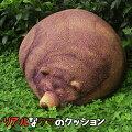 クマ熊くま抱き枕添い寝クッション座布団動物いす大きい癒しインテリアインスタカワイイおしゃれ北欧子供プレゼント