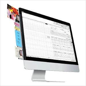 デスクワークをよりスムーズに! 『Twin Clip+』 paper holder & memo board (ツインクリップ ペーパーホルダー&メモボード) 【クリップ】