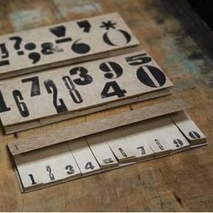 クラフト紙を使ったシンプルな付箋! sticky craft S(5セット) 【付箋】【クラフト紙】【ふせん】【デザイン付箋】
