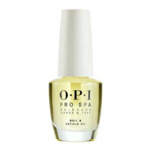 OPI プロスパ ネイル&キューティクルオイル 14.8ml(旧アボプレックスオイル15ml)【国内正規品】