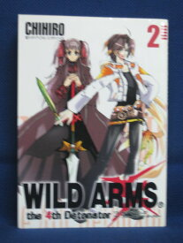 【送料無料】#3 05840【中古本】WILD ARMS the 4th Detonator 2/CHIHIRO