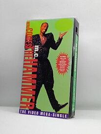H1 01991【中古・VHSビデオ】「M・C・ハマー」