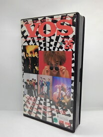 H1 03525【中古・VHSビデオ】「宝島PRESENTS ボスッ! VOS 第25号 」/出演:ストロベリーフィールズ/グラウンドナッツ/えび