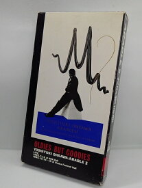 H1 03528【中古・VHSビデオ】「ARABLE 2 大沢誉志幸」発売元:SONY RECORDS