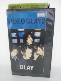 H5 03470 【中古・VHSビデオ】「VIDEO GLAY2」 GLAY