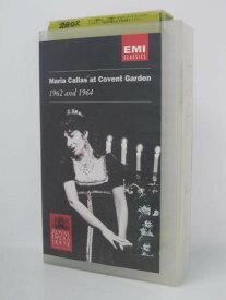 H5 03588【中古・VHSビデオ】【字幕版】「コヴェント・ガーデンのマリア・カラス」EMI CLASSICS
