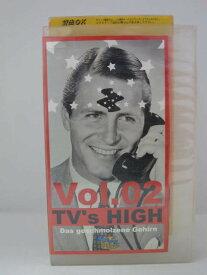 H5 07932【中古・VHSビデオ】「TV`s HIGH Vol.2」演出:小松純也/出演:木村拓哉/青島幸男/生瀬勝久/他