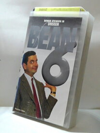 H5 09291【中古・VHSビデオ】字幕版「とっておきのビーン Vol.6」MR.BEAN、