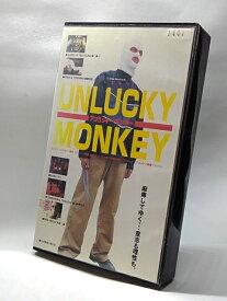 H5 09395【中古・VHSビデオ】「アンラッキー・モンキー」 サブ/堤真一/清水宏