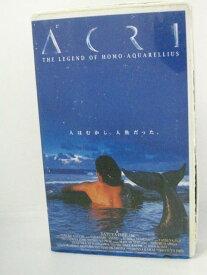 H5 09652 【中古・VHSビデオ】「ACRI」 石井竜也/江口洋介/浅野忠信