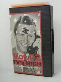 H5 09698【中古・VHSビデオ】「TV'S HIGH」CAST:木村拓也/宇多田ヒカル 他。