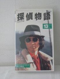H5 10375【中古・VHSビデオ】「探偵物語13」監督:小澤啓一
