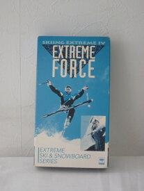 H5 10400 【中古・VHSビデオ】「EXTREME FORCE」エリック・パールマン・プロダクション