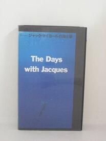 H5 13797【中古・VHSビデオ】「ジャック・マイヨールの海と夢 イルカ・クジラと南の海を潜る」出演:ジャック・マイヨール 音楽:ジョン・ルーリー