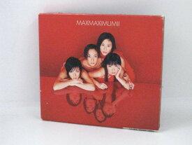 H4 10501【中古CD】「MAXIMUMII」MAX