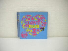 G1 32377【中古CD】 「LOVE R&B 2 mixed by DJ K」