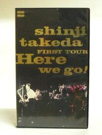 #1 31124 【中古】【VHSビデオ】武田真治FIRST TOUR〜Here we go!