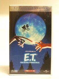 #1 31571【中古】【VHSビデオ】E.T. THE EXTRA-TERRESTRIAL SPECIAL EDITION