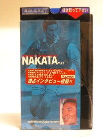 #1 31677【中古】【VHS ビデオ】中田英寿 イン・セリエA 1998-99 Vol.2