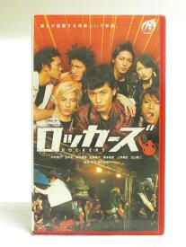 #1 32962【中古】【VHS ビデオ】ロッカーズ