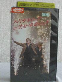 #1 35117【中古】【VHS ビデオ】ハリガネロック in 渋公爆発ロック