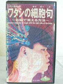 #1 35800【中古】【VHS ビデオ】ワタシの細胞句~右脳で笑える