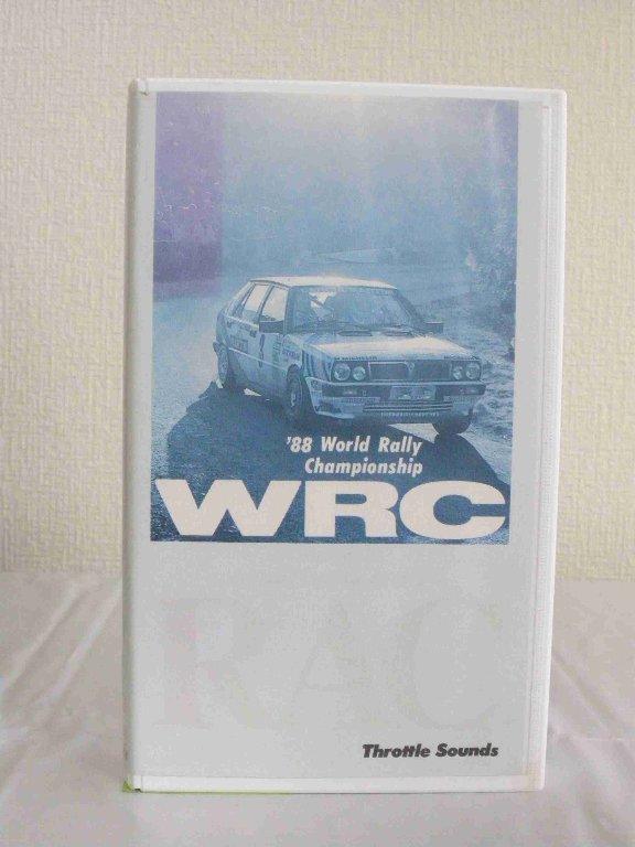 #1 36548【中古】【VHSビデオ】88WRCダイジェスト