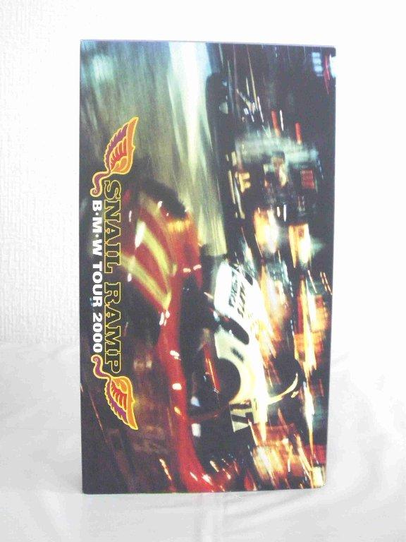 #1 36595【中古】【VHSビデオ】B・M・W TOUR 2000