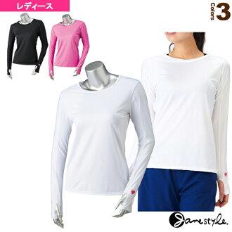 [Jane style all sportswear (women's), a loose fit crew neck/women's (JS531)