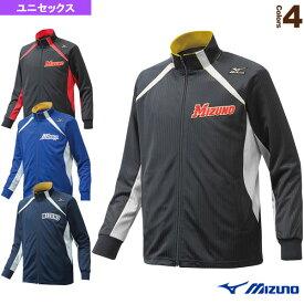 ミズノプロ ウォームアップシャツ(12JC6R01)『野球 ウェア(メンズ/ユニ) ミズノ』
