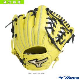 グローバルエリート/トレーニンググラブ/硬式・外野手用(1AJGT18020)『野球 グローブ ミズノ』