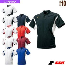ベースボールTシャツ(BT2280)『野球 ウェア(メンズ/ユニ) エスエスケイ』