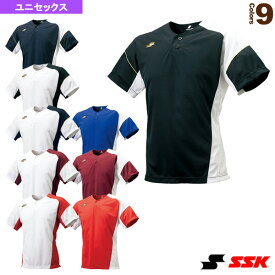 ベースボールTシャツ(BT2290)『野球 ウェア(メンズ/ユニ) エスエスケイ』