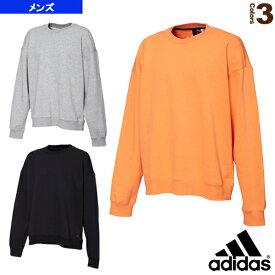 M S2S ビッグワーディング クルーネックプルオーバースウェット/裏起毛/メンズ(FYK37)『オールスポーツ ウェア(メンズ/ユニ) アディダス』
