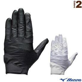 ミズノプロ 守備手袋/捕手用/高校野球ルール対応モデル/左手用(1EJED150)『野球 手袋 ミズノ』